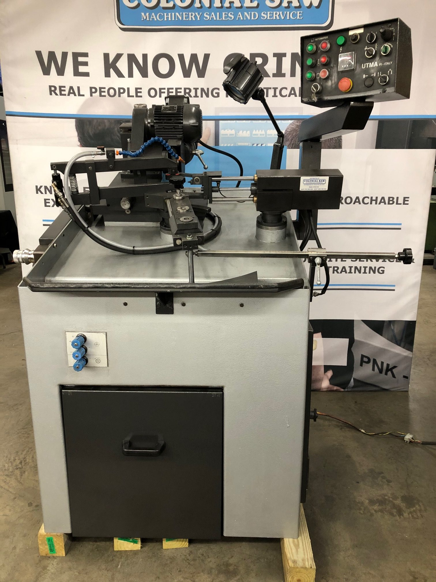 Pre-owned Grinding Machines